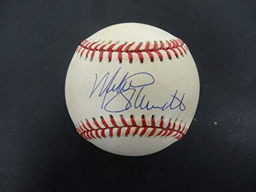 Mike Schmidt Signed Baseball - Mike Schmidt Autographed Signed Memorabilia Baseball Autograph Auto - PSA/DNA Authentic