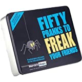 Marvin's Magic Fifty Pranks to Freak your Friends (Tin)