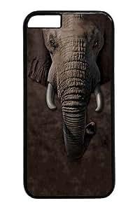 Children's Elephant Face PC For SamSung Galaxy S4 Mini Phone Case Cover BlackKimberly Kurzendoerfer