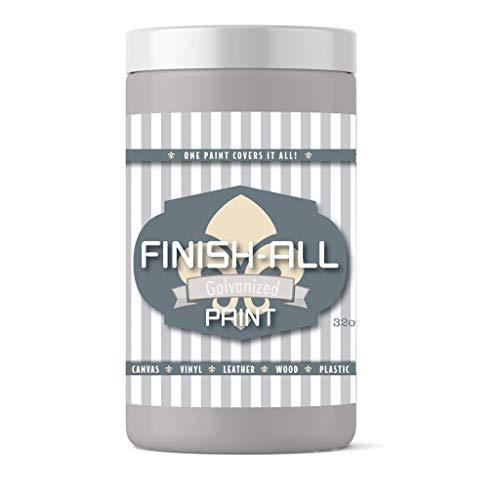 Finish All Galvanized (Warm Gray) (16oz Pint)