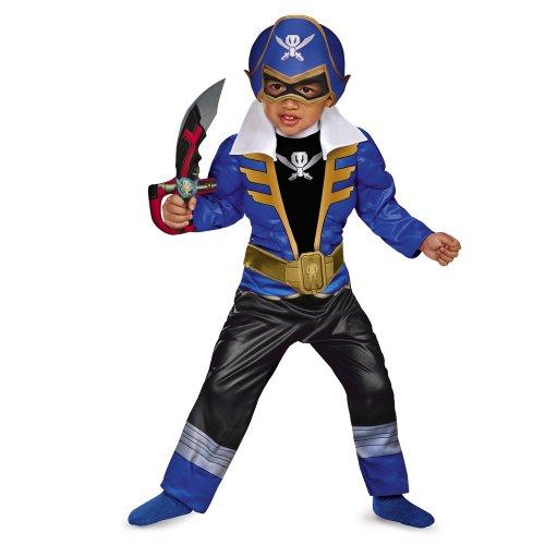 Disguise MegaForce Rangers Toddler Costume