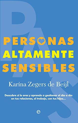 Personas altamente sensibles de Karina Zegers de Beijl