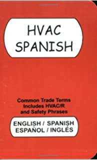 HVAC Spanish (English and Spanish Edition)