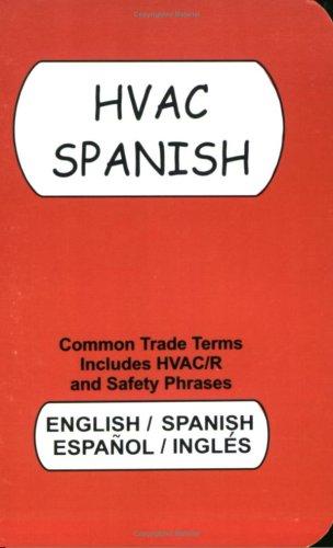 HVAC Spanish (English and Spanish Edition)