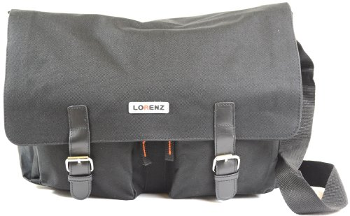 Satchel Messenger Style Travel Sand Black Work Canvas Khaki Body School Large Green Black Cross Shoulder xwHSqnfz