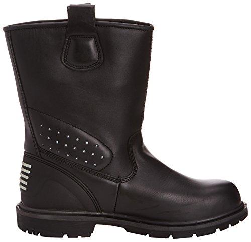 JCB Unisex-Adult Trackpro/B Safety Boots Black 8 UK, 42 EU
