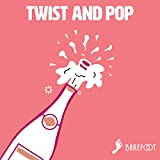 Barefoot Bubbly Pink Moscato Champagne, 4 pk, 187 ml