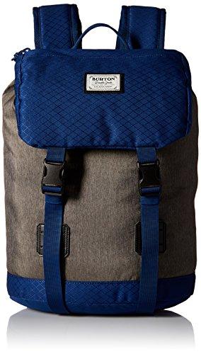(Burton Youth Tinder Backpack, Dark Ash Heather)