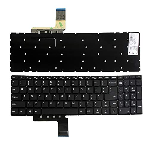 GinTai Laptop Keyboard Replacement for Lenovo Compatible with IdeaPad 310-15ISK 310-15IKB 310-15ABR 310-15IAP