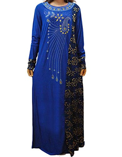 Freely Women's Casual Loose Fit Islamic Muslim Abaya for sale  Delivered anywhere in USA