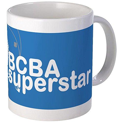 CafePress BCBA Superstar Mug Unique Coffee Mug, Coffee Cup ()