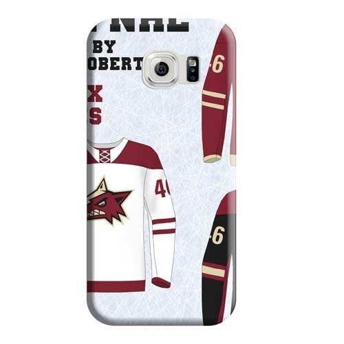 Attractive Slim Fit Cell Phone Carrying Covers Phone Hard Cases Fashion Phoenix Coyotes Samsung Note 7