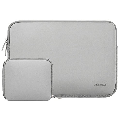 MOSISO Laptop Sleeve Bag Compatible 15-15.6 Inch MacBook Pro
