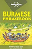 Front cover for the book Burmese Phrasebook by David Bradley