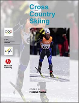 Cross country skiing / ed. by Heikki Rusko