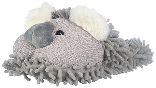 48ae434c79a Aroma Home Adult Fuzzy Friends Slippers - Koala Bear SIZE US 9.5 - Buy  Online in UAE.