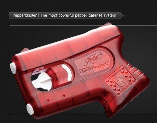 Kimber Pepper Blaster - Red - Pepper Spray Airplane