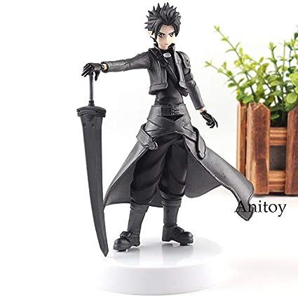 Amazon.com: 17cm (6.7 inch) Sword Art Online PVC Figure ...