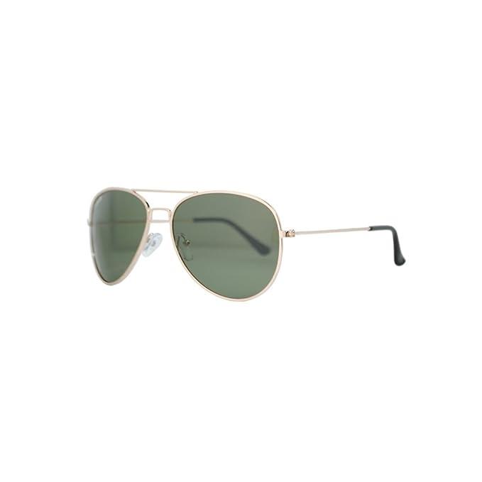 Gafas de sol Corleonne Army Gold POLARIZADAS cristal espejo