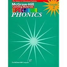 Phonics: Grade 2 (McGraw-Hill Learning Materials Spectrum)