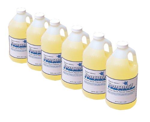 (Gold Medal Ready to Use Frusheez Slush Mix Half Gallon, Pina Colada, 6 Pound (Pack of)