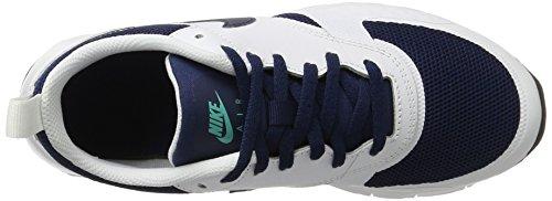 Nike Air Max Vision BG, Zapatillas Para Niños Azul (Midnight Navy/midnight Navy-white-hyper)