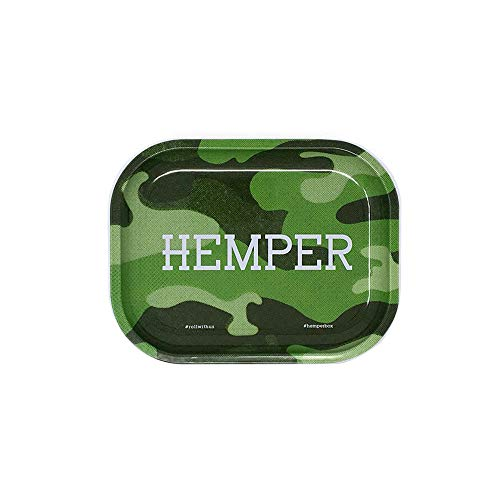 (HEMPER Camouflage Metal Rolling Tray)