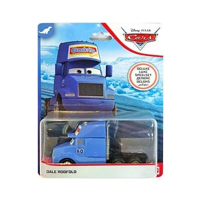 Disney/Pixar Cars Dale Roofolo Deluxe Dinoco 400: Toys & Games