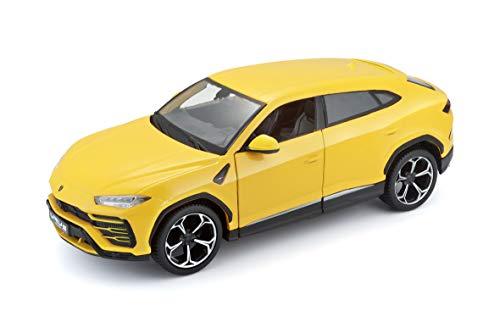 (Maisto Lamborghini Urus Yellow 1/24 Die-Cast Model)