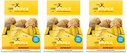 (3 PACK) - Bounce - Peanut Bounce | 12 x 49g | 3 PACK BUNDLE by Bounce (Image #2)