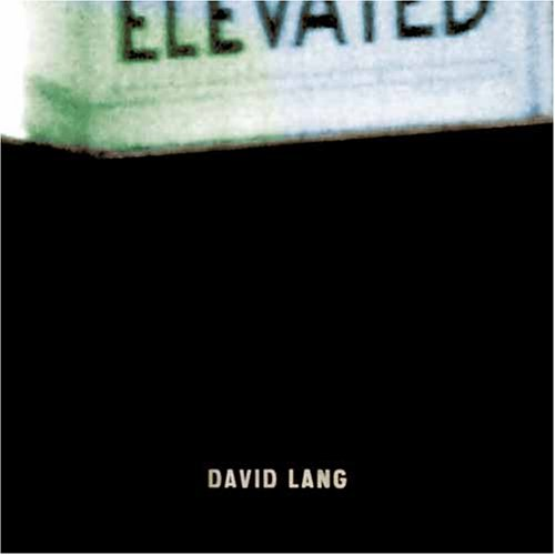 David Lang: Elevated by Alliance
