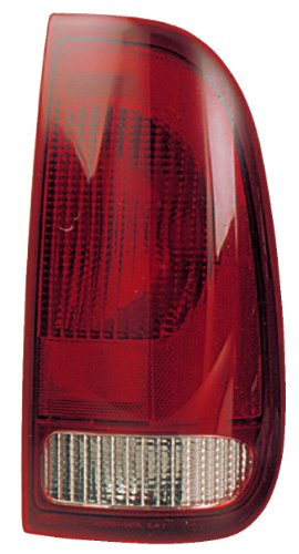 Eagle Eyes FR263-U000R Ford Passenger Side Rear Lamp Lens and Housing