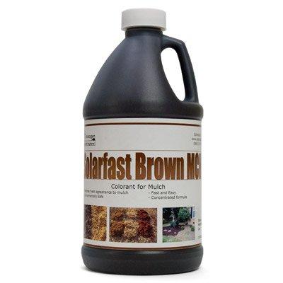 Solarfast Brown Mulch Dye- 5,000 Sq.ft by Solarfast