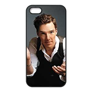 Benedict Cumberbatch iPhone 4 4s Cell Phone Case Black Gift pjz003_3239623