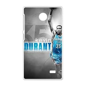 Kevin Durant Fashion Comstom Plastic case cover For Nokia Lumia X