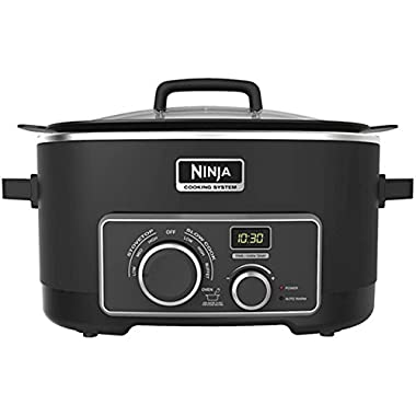 NEW Ninja MC700 3-in-1 Triple Fusion Heat Technology Non-Stick Cooking System