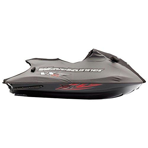 Yamaha PWC New OEM Black & Charcoal Waverunner Cover, VXR Series, (Bc Personal Series)