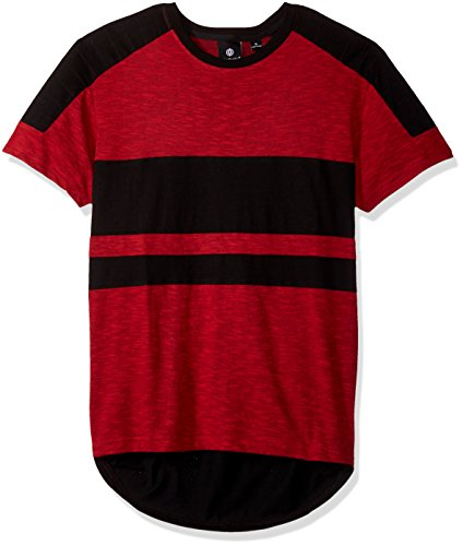 Akademiks Mens Big and Tall Frosted Fashion Tee Shirt