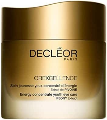 Decleor Orexcellence Energy Concentrate Eye Cream, 0.5 Ounce