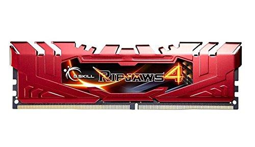 G.Skill 8GB DDR4-2133 8GB DDR4 2133MHz memory module - memory modules (DDR4, PC/server, Heatsink, Red)