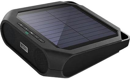 Eton Rugged Rukus Solar Bluetooth Wireless Speaker Nrks200b Sports Outdoors Amazon Canada