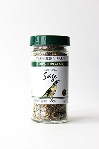 (McFadden Farm Organic Sage Herbs)