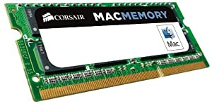 Corsair Apple Certified 4GB (1x4GB) DDR3 1066 MHz (PC3 8500) Laptop Memory