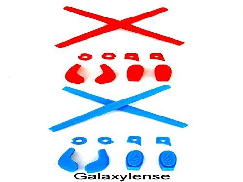 Galaxy Nose Pads & Earsocks Rubber Kits For Oakley Juliet,Penny,Mars - And Romeo Juliet Oakley Sunglasses