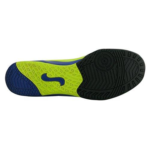Sondico Futsal I de fútbol para interiores zapatillas fútbol sala hombre zapatillas de fútbol amarillo/royal, Azul/amarillo