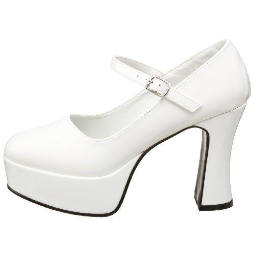 Jane Donna Pleasermar50 white bianco Bianco Mary 5gwqxFP