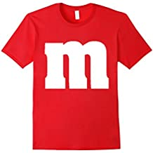 Letter M lower case Alphabet Educational T-Shirt