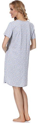 Modello CR6172016 Donna per notte da 03 Camicia Cornette 6wqaYSPx