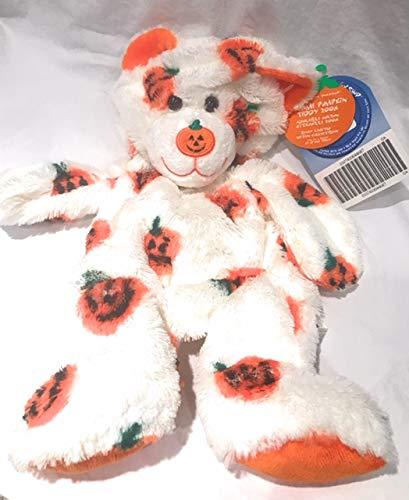Build A Bear Workshop Pawsome Pumpkin Teddy 2006 Plush Doll Unstuffed]()