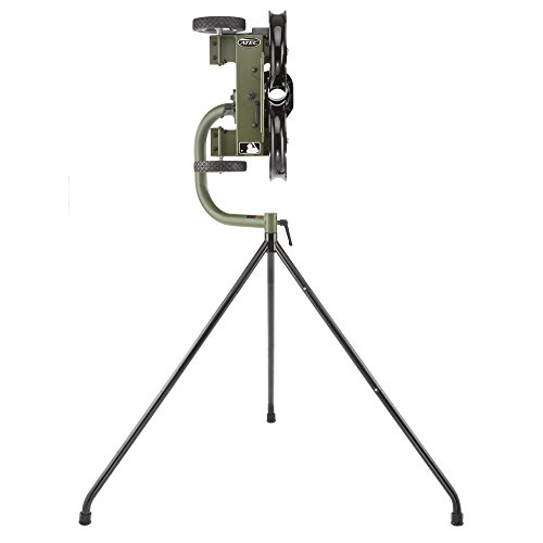 ATEC M2 Offensive Baseball Pitching Machine by Atec